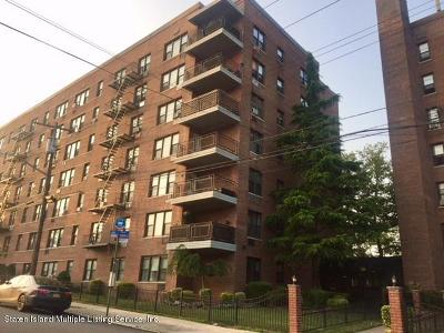 Staten Island Condo/Townhouse For Sale: 145 Lincoln Avenue #3n