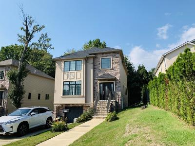 Single Family Home For Sale: 3399 Richmond Road