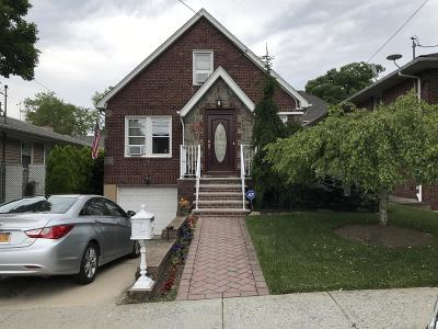 Single Family Home For Sale: 687 Davis Avenue