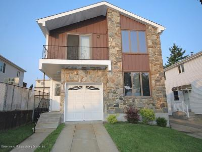 Staten Island Two Family Home For Sale: 167 Getz Avenue