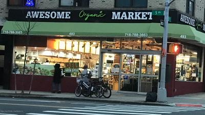Brooklyn Business Opportunity For Sale: 493 5th Avenue