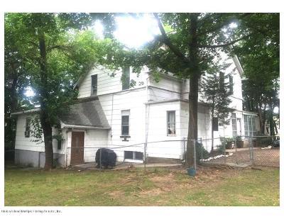 Staten Island Multi Family Home For Sale: 756-758 Tompkins Avenue