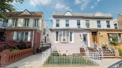 Brooklyn Multi Family Home For Sale: 1433 84th Street