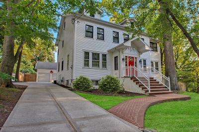 Staten Island Single Family Home For Sale: 25 Nevada Avenue