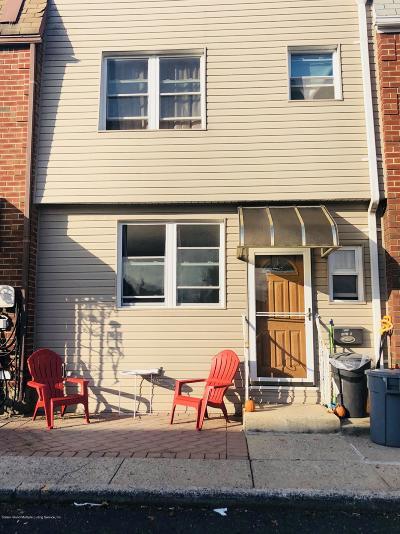 Single Family Home For Sale: 321 Hillman Avenue #B