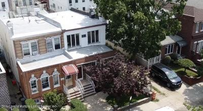 Kings County Two Family Home For Sale: 2025 61 Street