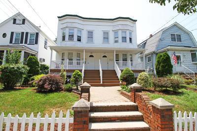 Staten Island Multi Family Home For Sale: 208-210 Fisher Avenue
