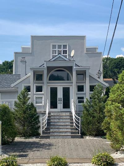 Staten Island Single Family Home For Sale: 117 Chester Avenue