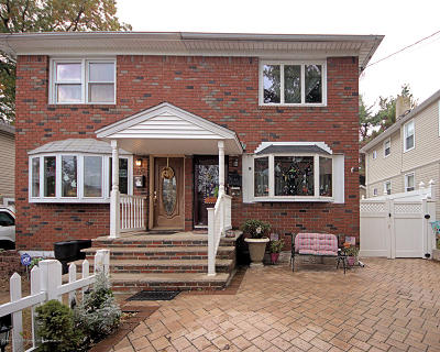 Staten Island Semi-Attached For Sale: 44 Marianne Street