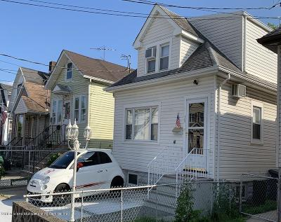 Staten Island NY Single Family Home For Sale: $495,000