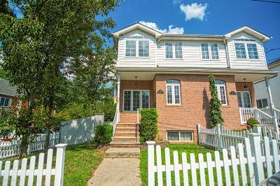Staten Island Semi-Attached For Sale: 85 Harris Lane