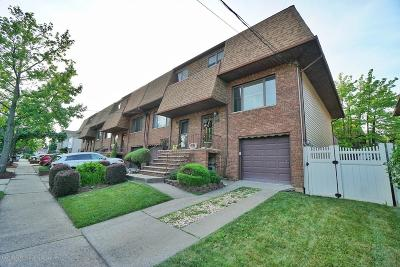 Richmond County Semi-Attached For Sale: 871 Rensselaer Avenue