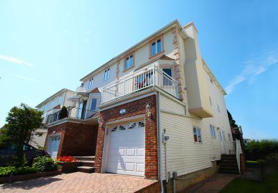 Staten Island Semi-Attached For Sale: 622 Travis Avenue