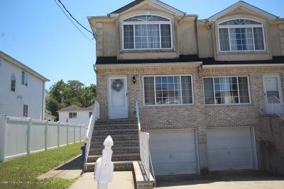 Staten Island Semi-Attached For Sale: 56 Sleepy Hollow Road