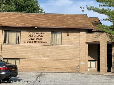 Commercial For Sale: 71 Todt Hill Road