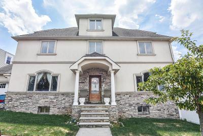 Staten Island Single Family Home For Sale: 206 Ramapo Avenue