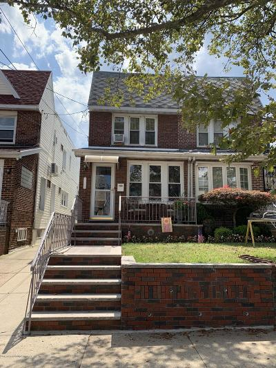Kings County Semi-Attached For Sale: 1148 78th Street