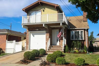 Staten Island Single Family Home For Sale: 233 Mallory Avenue