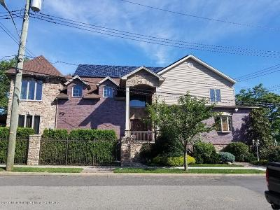 Staten Island NY Two Family Home For Sale: $1,499,999