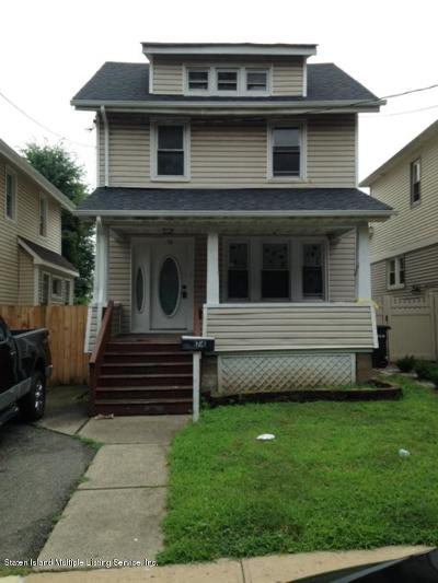 Staten Island Single Family Home For Sale: 74 St Joseph Avenue