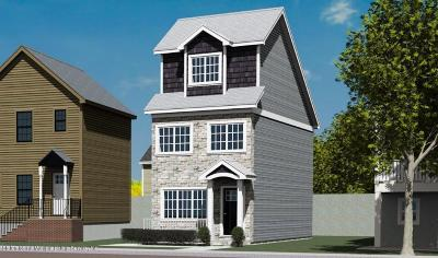 Single Family Home For Sale: 446 Westervelt Avenue