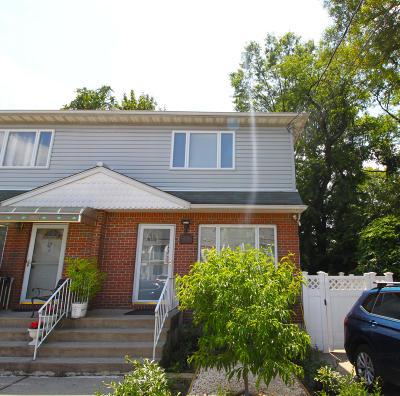 Richmond County Semi-Attached For Sale: 410 Raritan Avenue