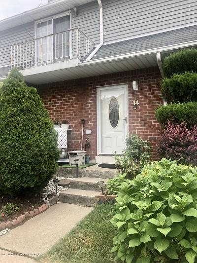 Single Family Home For Sale: 14 Edward Court