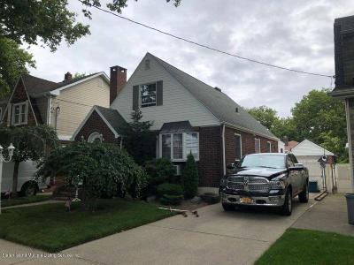 Single Family Home For Sale: 203 Jacques Ave