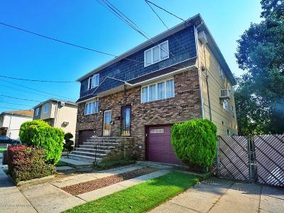 Staten Island Two Family Home For Sale: 292 Dongan Hills Avenue