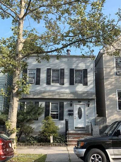 Staten Island Two Family Home For Sale: 64 Tompkins Street