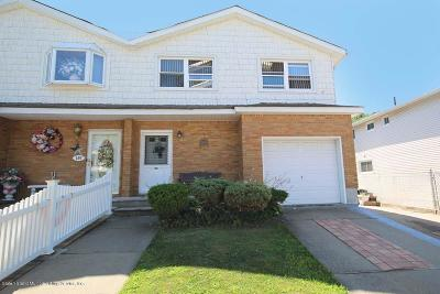 Staten Island Two Family Home For Sale: 199 Lewiston Street