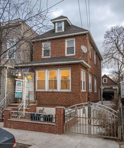 Single Family Home For Sale: 253 Gordon Street