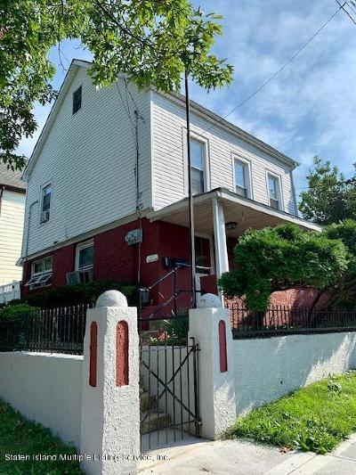 Staten Island Two Family Home For Sale: 110 Virginia Avenue