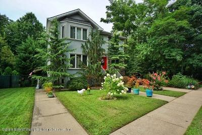 Staten Island Single Family Home For Sale: 6495 Amboy Road