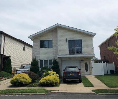Staten Island Two Family Home For Sale: 570 Pendale Street