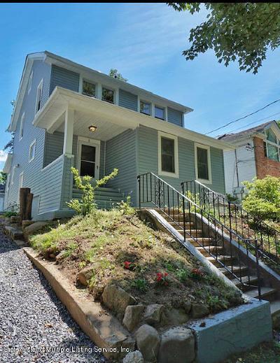 Staten Island Single Family Home For Sale: 5 Eugene Street