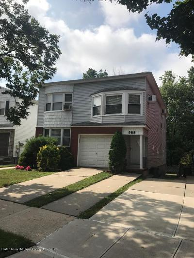 Two Family Home For Sale: 988 Westwood Avenue