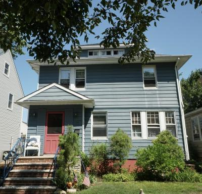 Single Family Home For Sale: 173 Crowell Avenue