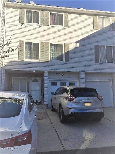 Staten Island Single Family Home For Sale: 485 Ilyssa Way