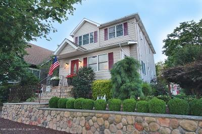 Staten Island Single Family Home For Sale: 27 Mc Kee Avenue