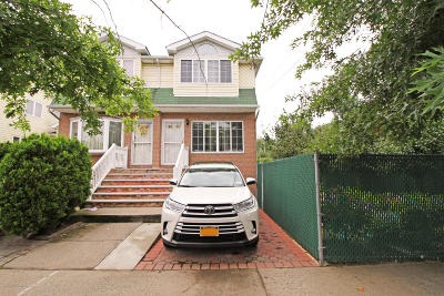 Richmond County Semi-Attached For Sale: 110 Wainwright Avenue