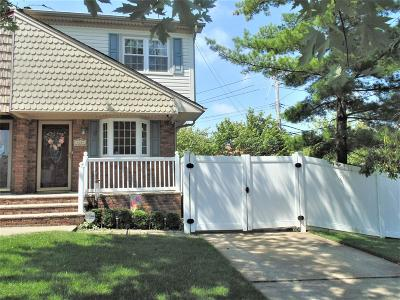 Staten Island Semi-Attached For Sale: 20 Woehrle Avenue