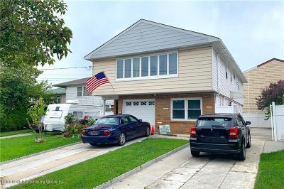 Staten Island Two Family Home For Sale: 1225 Rockland Avenue