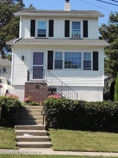 Staten Island NY Single Family Home For Sale: $639,000