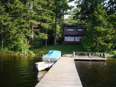 Cranberry Lake Waterfront For Sale: Chair Rock