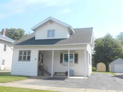 Massena Single Family Home For Sale: 8 Haskell Street