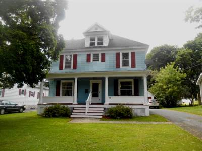 St Lawrence County Single Family Home For Sale: 19 Elm Street