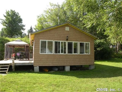 St Lawrence County Single Family Home For Sale: 28 Heron Rd.