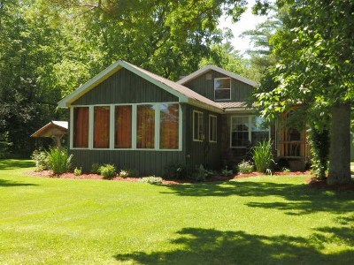 Waddington Single Family Home For Sale: 153 McGinnis Road