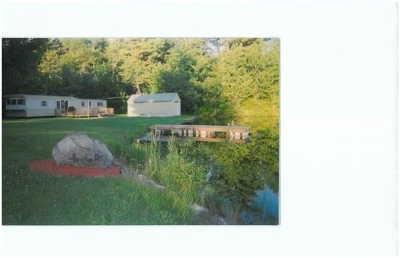 Hermon Waterfront For Sale: 42 Woodrow Road/Prvt.